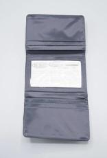 Big Skinny Tri-Fold Wallet Charcoal