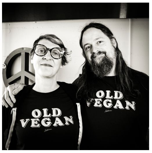 Old Vegan... New Vegan... It's Subjective!