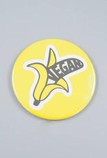 "Vegan Banana 3"" Magnet"