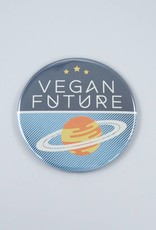 """Vegan Future 3"""" Magnet"""