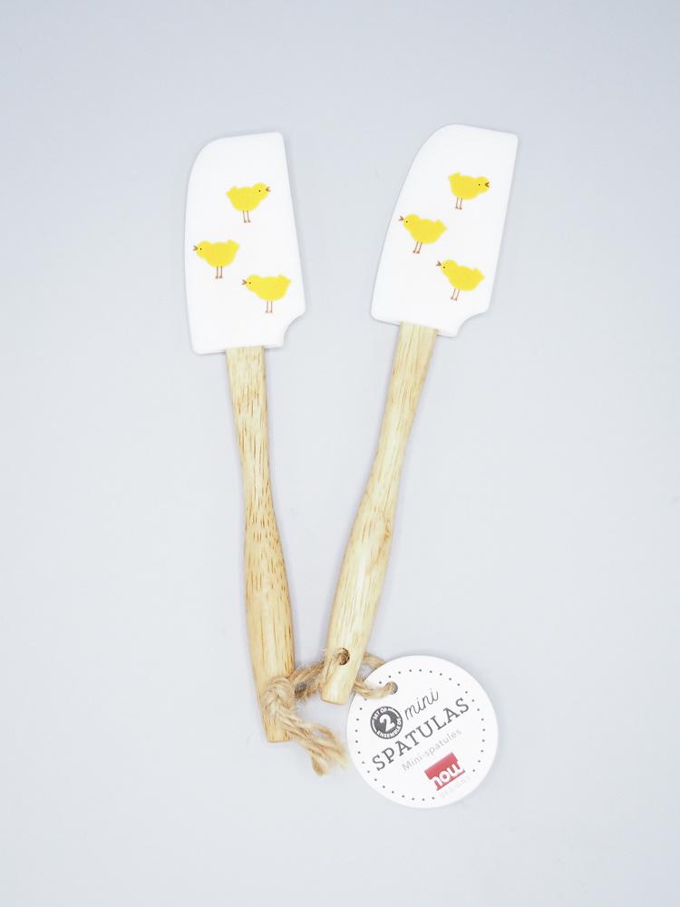Now Designs Spatula Mini Set Chicks