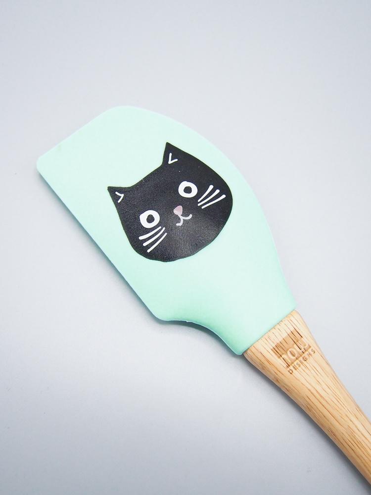 Now Designs Spatula Black Cat