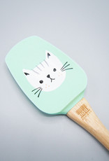 Now Designs Spoonula White Cat