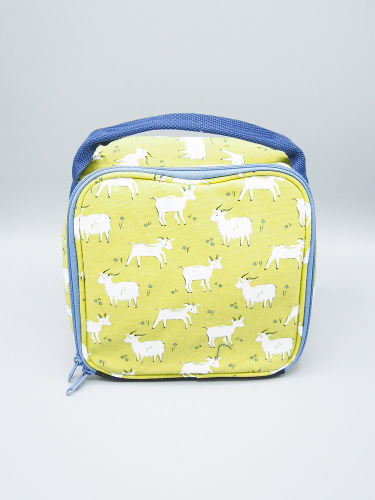 Now Designs Lunch Bag Goats
