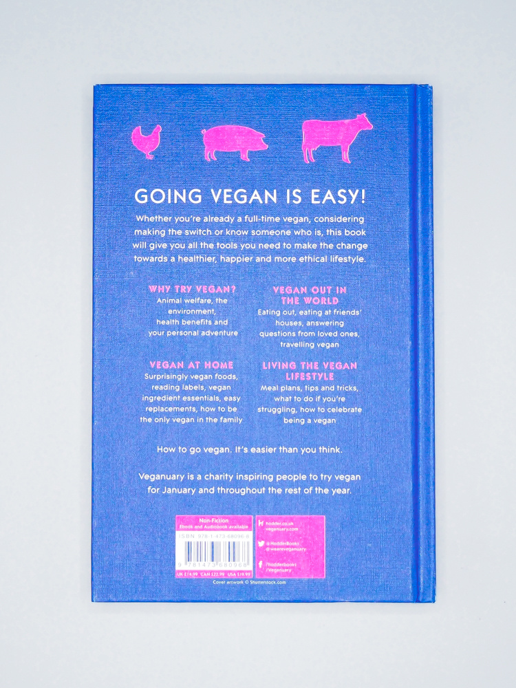 How To Go Vegan by Veganuary