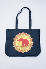 Good Luck Elephant Tote