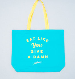 Eat Like You Give A Damn Tote