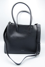 Matt & Nat Krista Satchel Black