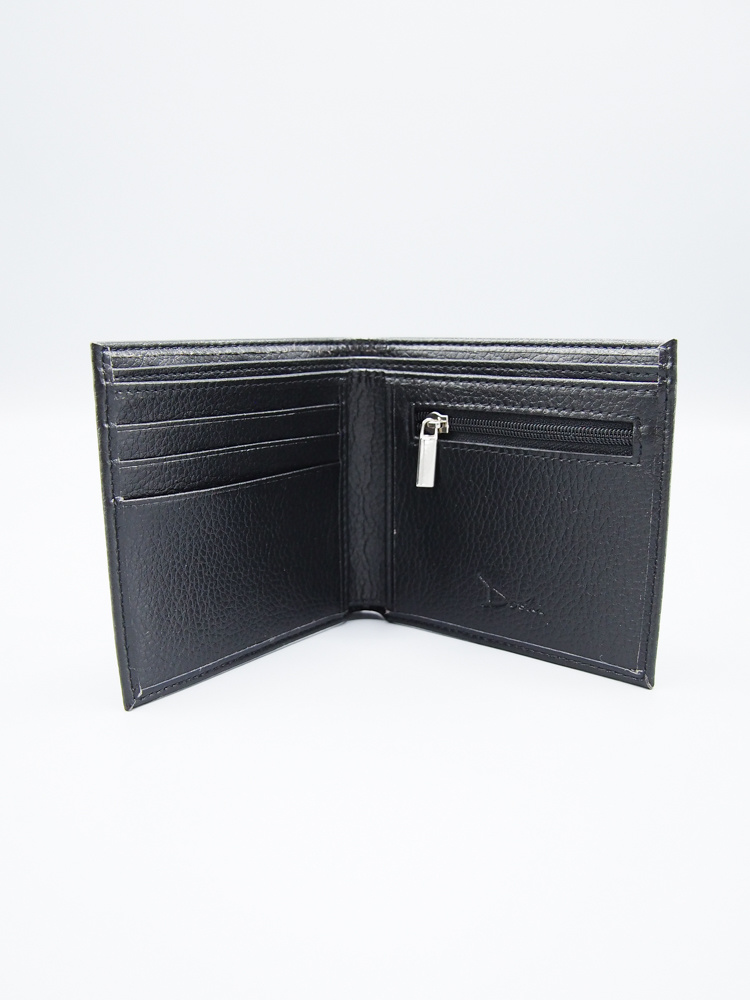 Bi-Fold Wallet with Coin Pocket by Doshi