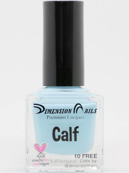 Calf Nail Polish by Dimension Nails