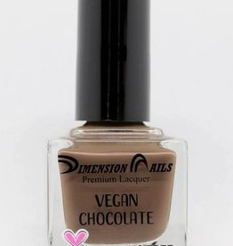 Vegan Chocolate Nail Polish by Dimension Nails