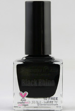 Black Rhino Nail Polish by Dimension Nails