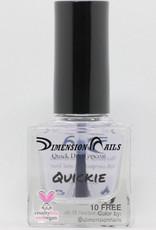 Quickie Top Coat Nail Polish by Dimension Nails