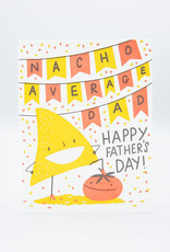Nacho Average Dad Card