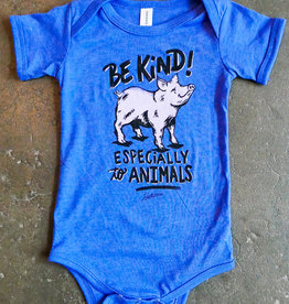 Be Kind Pig Onesie