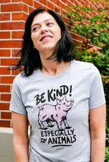 Be Kind Pig Women's Tee