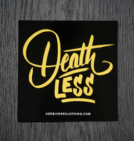 Deathless Yellow Sticker
