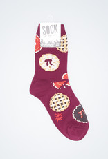 Easy As Pi Women's Crew Sock from Sock It To Me