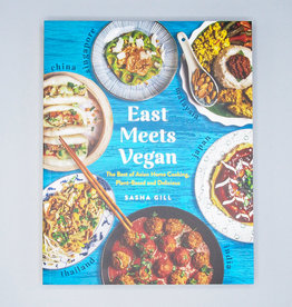East Meets Vegan by Sasha Gill