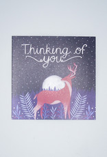 Thinking Of You Stag Card