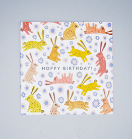 Hoppy Birthday! Card