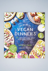 30-Minute Vegan Dinners by Megan Sadd