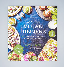 30-Minute Vegan Dinners by Megan Sadd