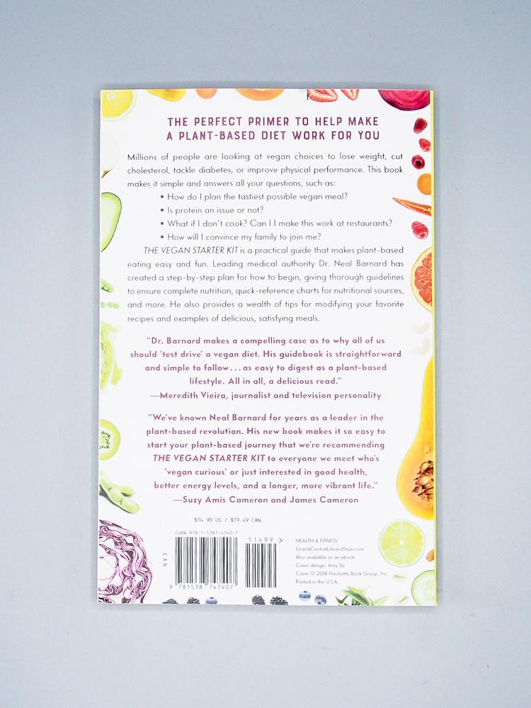 The Vegan Starter Kit by Neil D. Barnard, MD