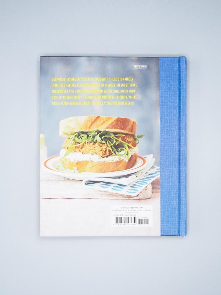 Vegan Mock Meat Revolution by Jackie Kearney