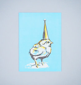 Birthday Chick Card