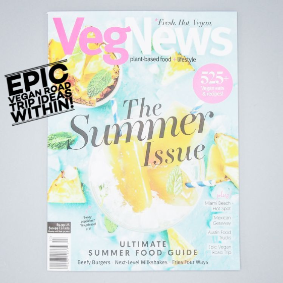 July's Almost Over... Have You Planned Your Vegan Vacay Yet?