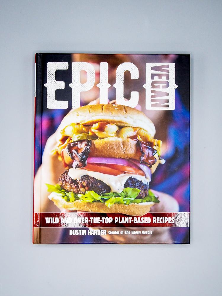 Epic Vegan by Dustin Harder