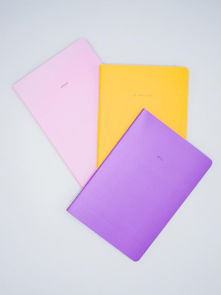 Feminist Notebook Set