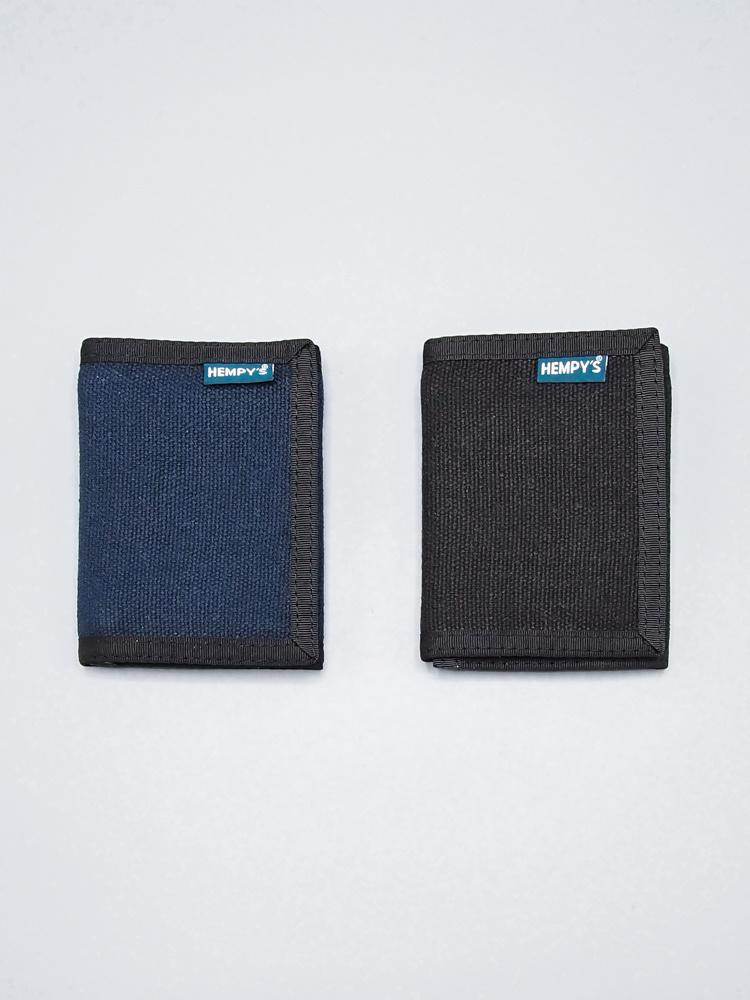 Hempy's Tri-Fold Wallet