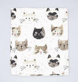 Now Designs Cats Meow Dishtowel