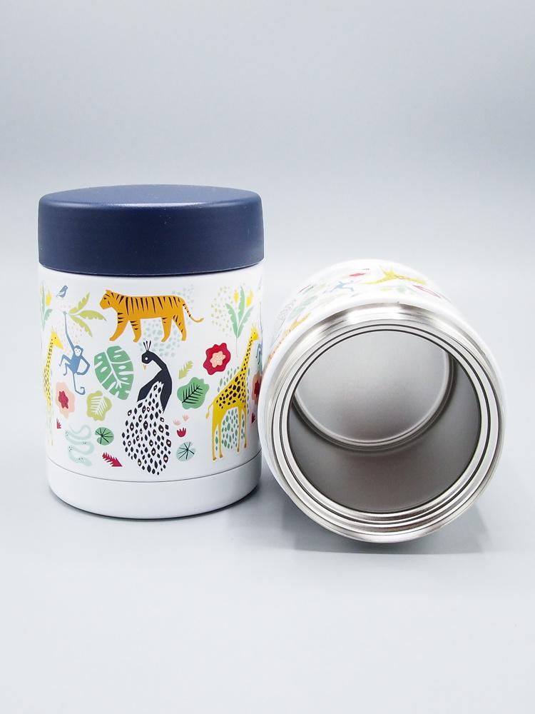 Now Designs Food Jar Wild Bunch