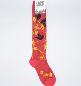 Darling Starlings Knee Sock from Sock It To Me