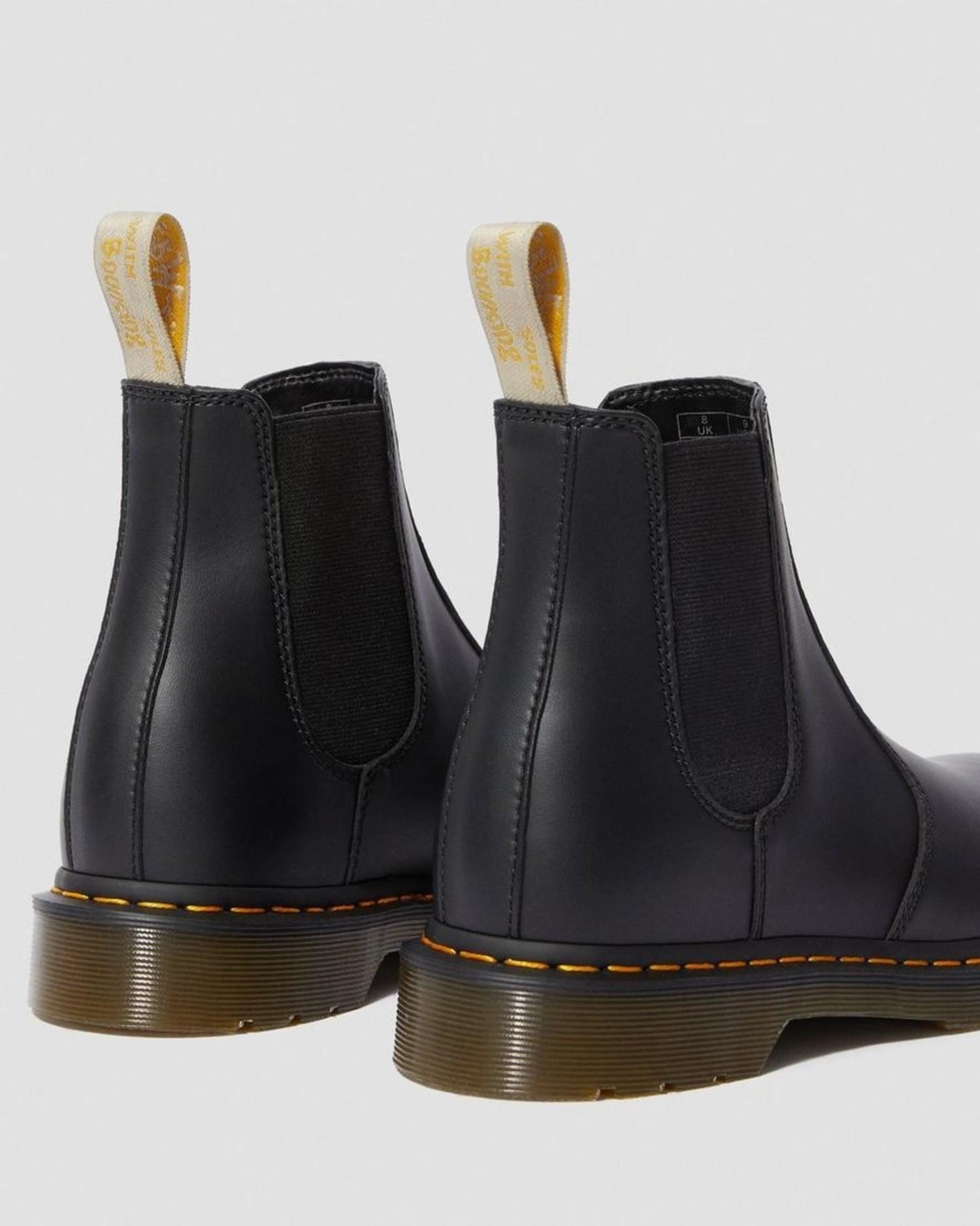 Vegan 2976 Chelsea Boot in Black by Dr