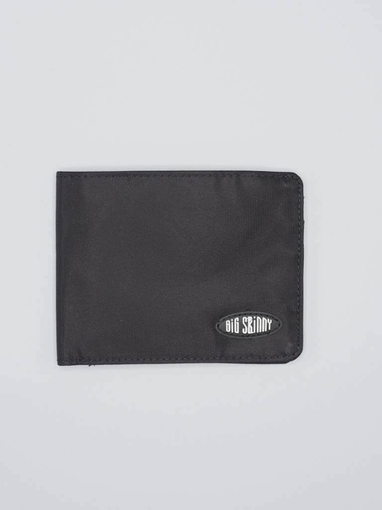 Big Skinny RFID Blocking Bi-Fold Wallet