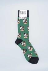 Go Fetch Men's Crew Sock from Sock it to Me