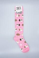 Guinea Piggin' Around Knee Sock from Sock it to Me