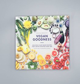 Vegan Goodness by Jessica Prescott