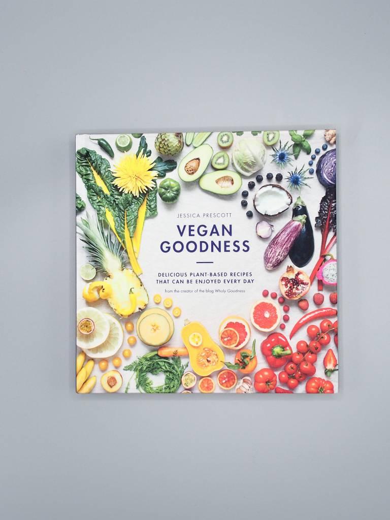 Vegan Goodness by Jessica Prescott