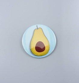 """Avocado 3"""" Magnet"""