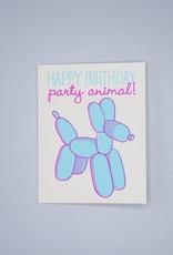 Happy Birthday Party Animal!