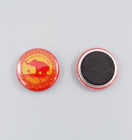 "Good Luck Elephant 1"" Magnet"