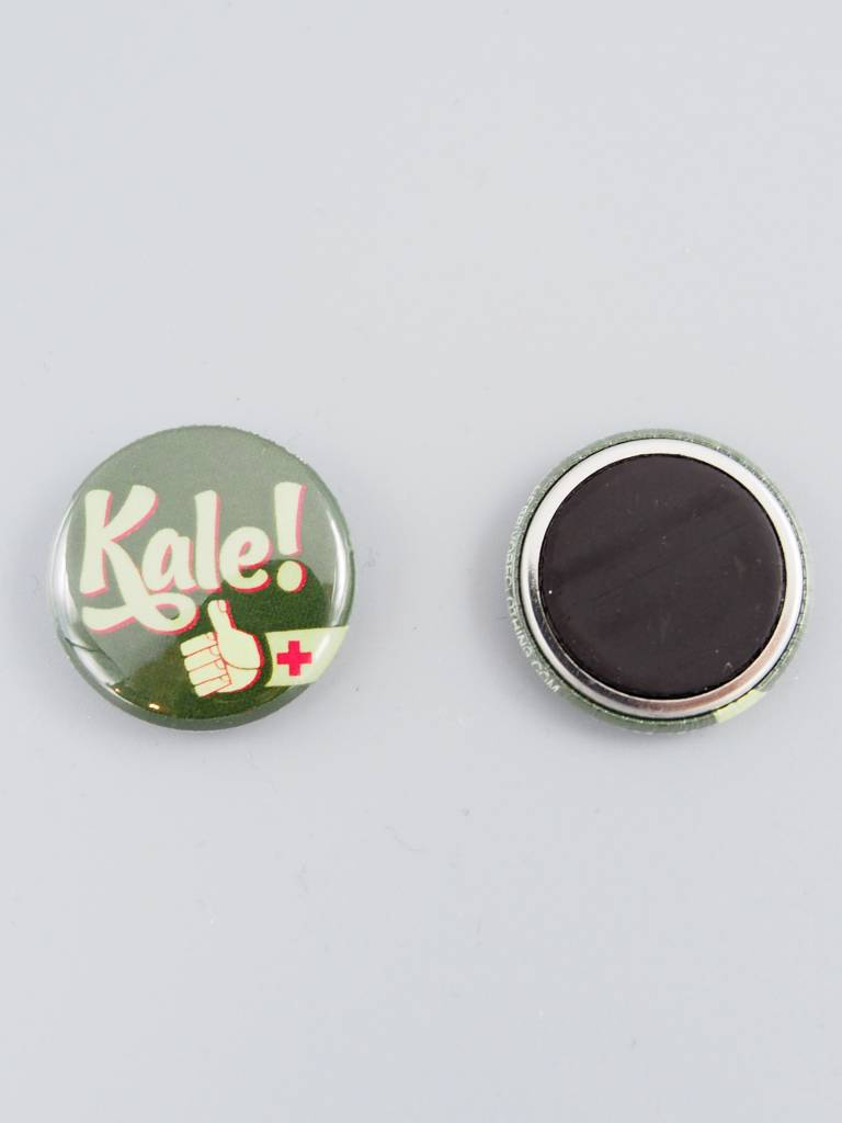 """Kale 1"""" Magnet"""
