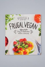 Frugal Vegan by Katie Koteen