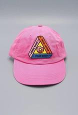 Animal Rights, Social Justice, Vegan Donuts Pink Dad Hat