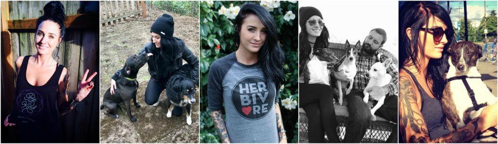 Animals Behind Herbivore: Deanna!